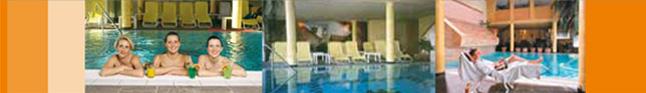 Angebot Saunawelt mit Pool - Wellness Sportkontakt